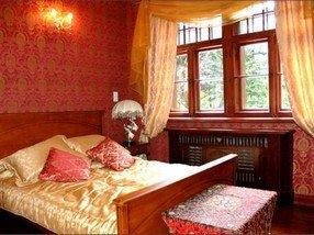 Pokój Bordowy